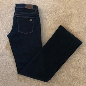 DL1961 high rise boot cut jeans. Worn once